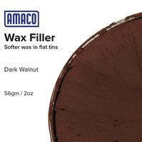 Amaco Wax Fillers (Dark Walnut)