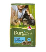 Burgess Excel Rabbit Junior & Dwarf 2kg [Zero VAT]