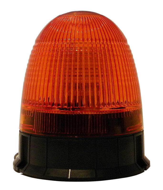 Beacon - 10-30V 3 Point Fixing Amber