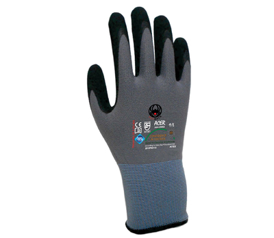 REDBACK Acer Nitrile Foam (NFT) Palm Coated Glove (Pair)