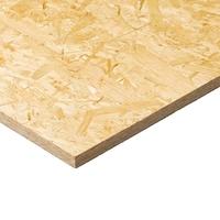 OSB 3 Board 8 X 2 X 18mm T&G ) 2440X590mm Smartply