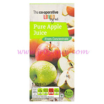 1lt Co Op Apple Juice x12