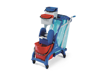 JANITORIAL TROLLEY ARKA 3
