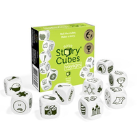Voyages Rory's Story Cubes - with storage box