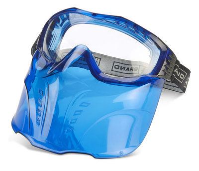 Hamilton Goggle and Visor Set