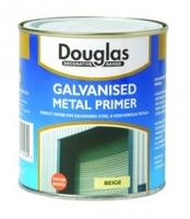 DOUGLAS GALVANISED METAL PRIMER BEIGE 250ML