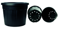 Fenice Pot 110lt - Black