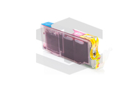 Compatible Canon 0333C001AA CLI-571M XL Magenta 650 Page Yield