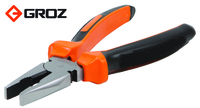 Groz Combination Pliers 8inch 200mm