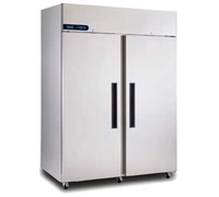 Foster Freezer Double Door 1300Lt 6 Shelves 1390x850x1985mm