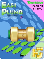 Plastic Push Fit Fittings Tectite - Burke Brothers