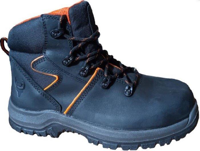 ELK Danu Black Safety Boot S3