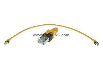 Industrial Patch Lead Cat6 7.5 mtrs long