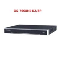 Hikvision 8 Ch POE NVR 4K DS-7608NI-K2/8P