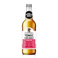 Woof & Brew Senior Herbal Tonic 330ml x 1
