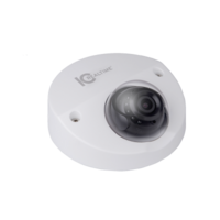 IC Realtime 4MP H.265E 2.8mm Fixed 20m IR IK10 Wedge Dome Camera