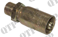 """Coupling 1/2"""" x 1/2"""" BSP Male Parallel"""