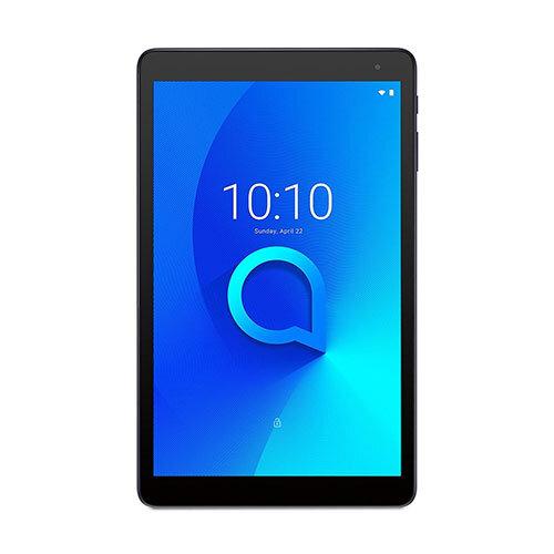 """Alcatel 80822AALGB1,1T 10"""" 1GB/16GB QC Tablet, Black"""
