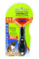 Furminator Short Hair Deshedding Tool for Medium Dogs x 1