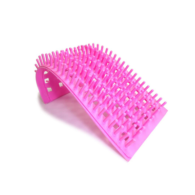Pink Silicone Instrument Mat