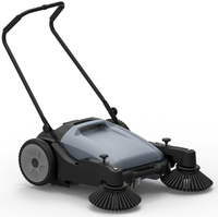 PREDATOR MANUAL SWEEPING MACHINE