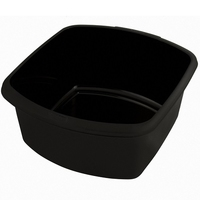 WHITEFURZE LARGE RECTANGULAR BASIN BLACK