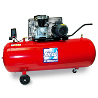 FIAC 3HP 200 Litre Belt Driven Air Compressor 230V