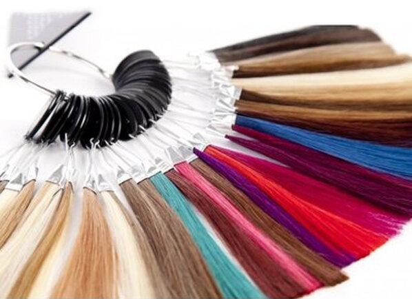 Colour Ring Human Hair
