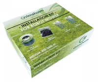 Robot Mower Installation Kit Medium Grimsholm