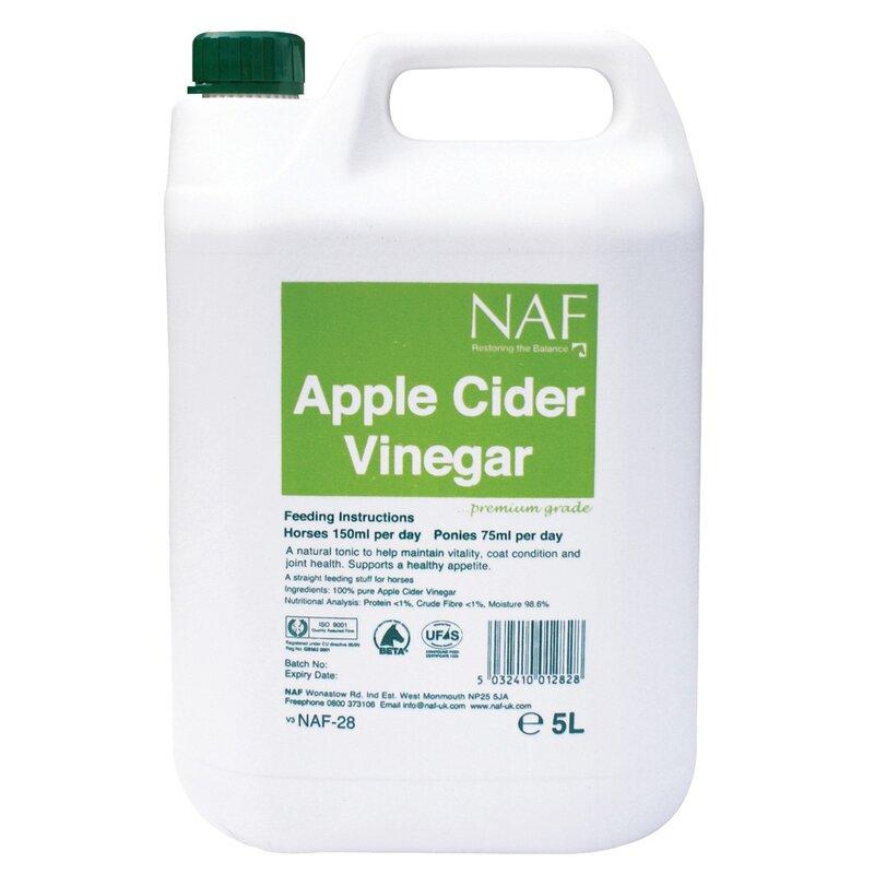 NAF Apple Cider Vinegar 5L
