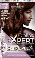Color Expert Mahogany Brown 4.68