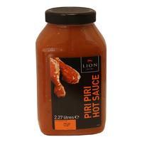 Piri Piri Hot Sauce (Lion)2x2.27ltr