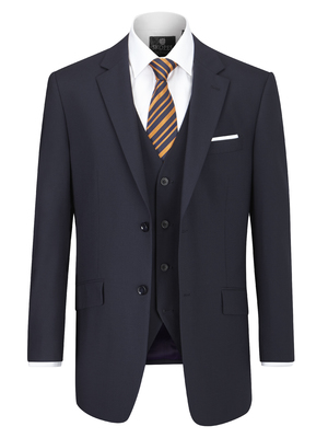 Navy Darwin Gents Jacket