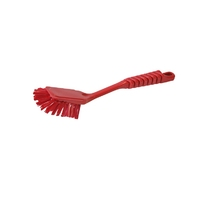 Hygiene Washing Up Brush - Red
