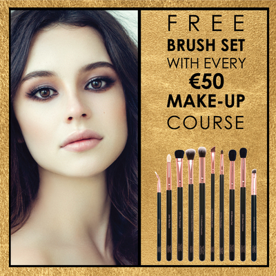 Make-Up Course & Brush Set