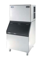 Ice Machine 215Kg/24Hour with 150Kg Bin 850x810x16370mm