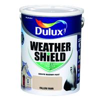 Dulux Weathershield Fallow Fawn 5L