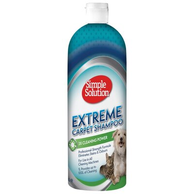 Simple Solution Extreme Carpet Shampoo 1 Litre x 1