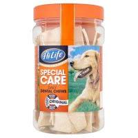 HiLife Daily Dental Chews Original 180g Jar x 3
