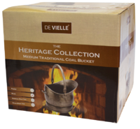 De Vielle  Heritage Celtic Collection Waterloo Bucket Ant Copper