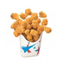 Whole Muscle Popcorn Chicken Harvest 3x1kg
