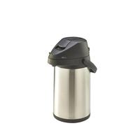 Lever Vacuum Pump Pot S/S 3.5 Litre