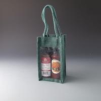 Mini Green Jute bag