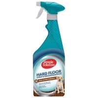 Simple Solution Stain + Odour Remover for Hard Floors 750ml x 1
