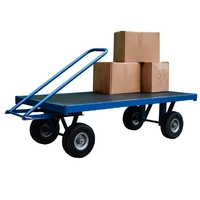 Turntable Trolley - 500Kg Capacity