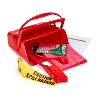 Glass Breakage Incident Kit