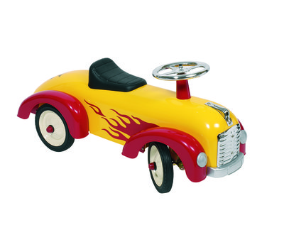 Ride On Vehicle Flames.