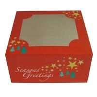 """9076 CHRISTMAS BOX 8"""""""" SINGLE"""