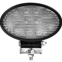 """6"""" Oval LED Worklamp 1350 Lumens 6 LED's  CA5704"""