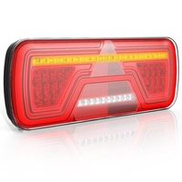 LED Commercial Tail Lamp  | Left